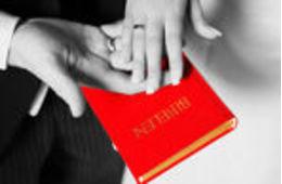 Skriftlesinger ved vigsel
