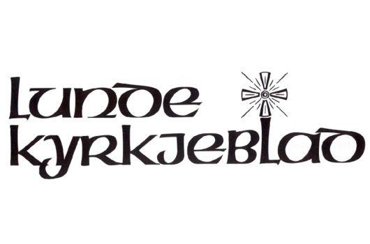 Les Lunde kyrkjeblad på nett: